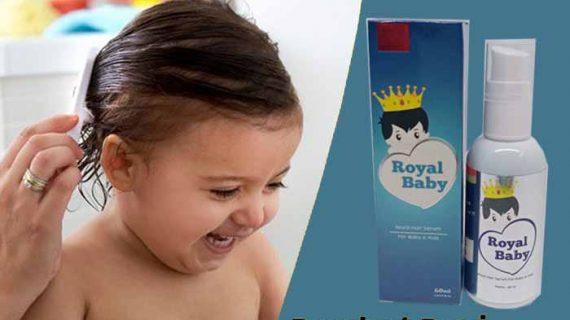 Jual Royal Baby Penumbuh Rambut Bayi Berkualitas